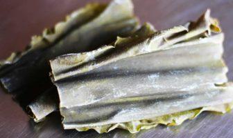 proprietà alga kombu