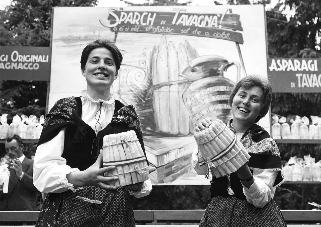 festa degli asparagi Tavagnacco