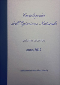 enciclopedia dell'igienismo naturale volume secondo