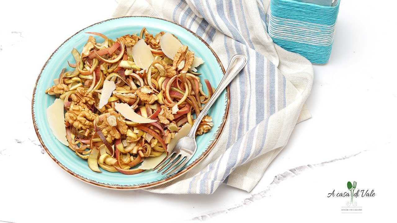 insalata di carciofi crudi