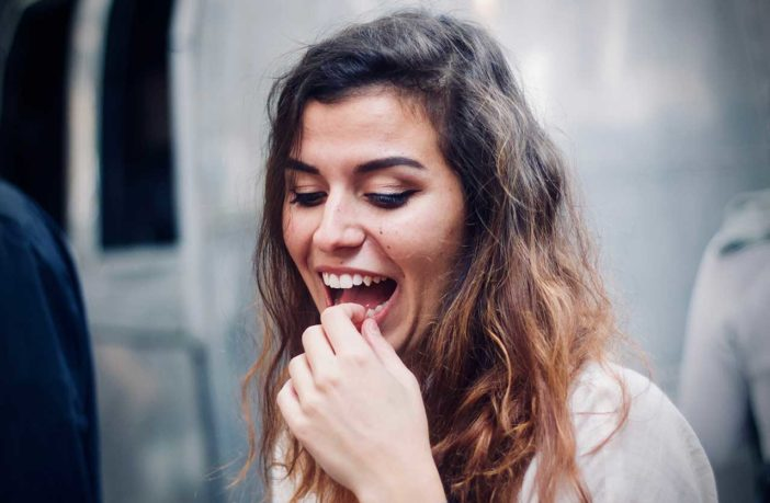 bolle sotto la lingua